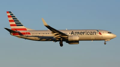 A picture of N973AN - Boeing 737823 - American Airlines - © DJ Reed - OPShots Photo Team