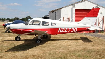 A picture of N2273Q - Piper PA28181 - [287790389] - © Ian Johnson