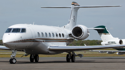 N22T - Gulfstream G650 - Private