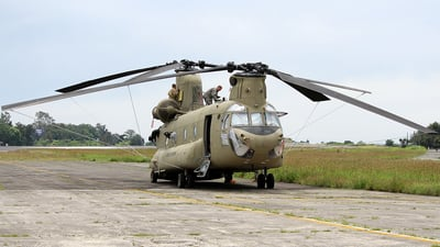 12-08857 - Boeing CH-47F Chinook - United States - US Army