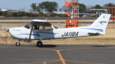 JA11BA - Cessna 172S Skyhawk SP - Ibex Aviation