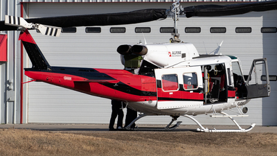 C-FAHK - Bell 212 - Alpine Helicopters
