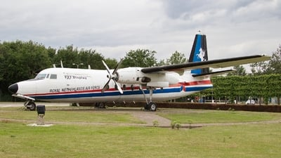 C-12 - Fokker F27-300M Troopship - Netherlands - Royal Air Force