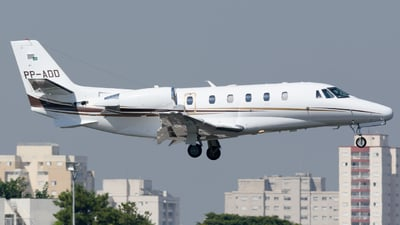 PP-ADD - Cessna 560XL Citation XLS - Private