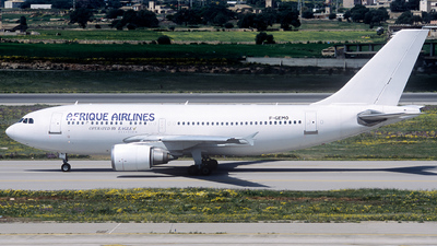 F-GEMO - Airbus A310-304 - Afrique Airlines