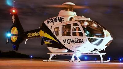 N308ME - Eurocopter EC 135T2+ - STAT MedEvac