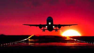 N496TA - Airbus A320-233 - TACA International Airlines