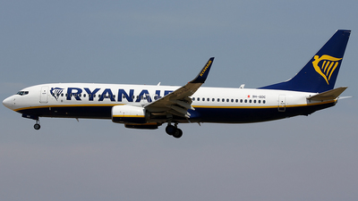 A picture of 9HQDC - Boeing 7378AS - Ryanair - © Jorge Medina Mediavilla