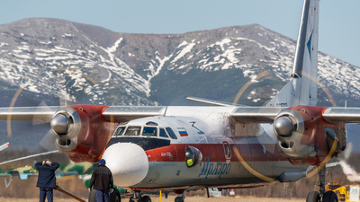RA-26532 - Antonov An-26 - IrAero