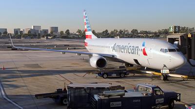 N842NN - Boeing 737-823 - American Airlines