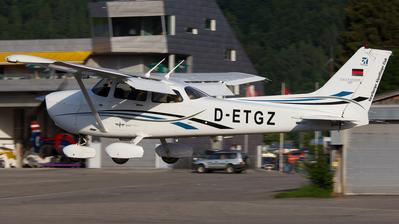 D-ETGZ - Cessna 172S Skyhawk SP - Private