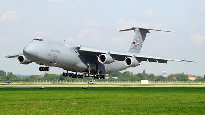 86-0018 - Lockheed C-5M Super Galaxy - United States - US Air Force (USAF)