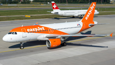 OE-LQP - Airbus A319-111 - easyJet Europe