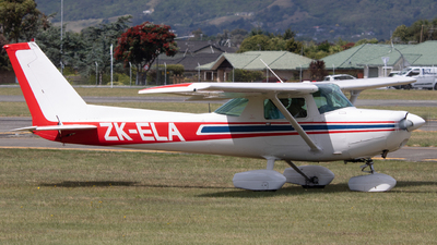 ZK-ELA - Cessna 152 II - Kapiti Districts Aero Club