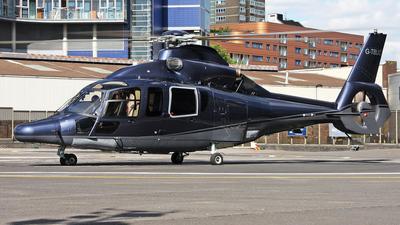 G-TBUC - Eurocopter EC 155 B1 - Private