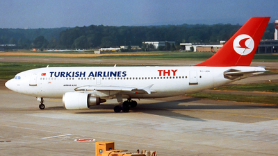 TC-JDA - Airbus A310-304 - THY Turkish Airlines