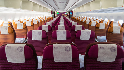 HS-THG - Airbus A350-941 - Thai Airways International