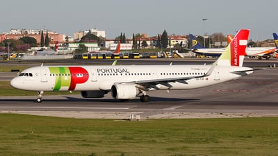 CS-TJK - Airbus A321-251N - TAP Air Portugal