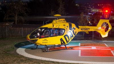D-HGWD - Eurocopter EC 135P2+ - ADAC Luftrettung