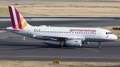 D-AGWF - Airbus A319-132 - Germanwings