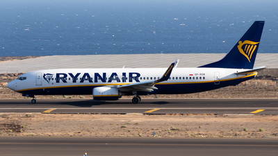 A picture of SPRSN - Boeing 7378AS - Ryanair - © Pablo Marín