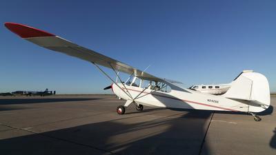 A picture of N2426E - Aeronca 7AC - [7AC2481] - © Felipe Garcia