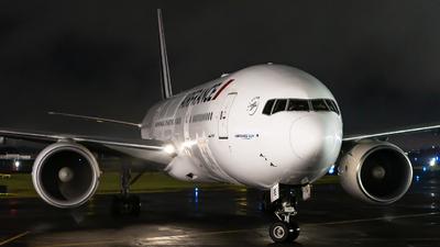 F-GSPE - Boeing 777-228(ER) - Air France