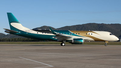 PS-LIA - Embraer 190 Lineage 1000 - 19000656