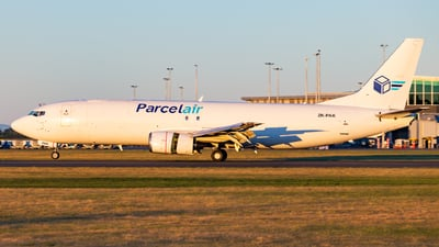 ZK-PAK - Boeing 737-476(SF) - Parcelair