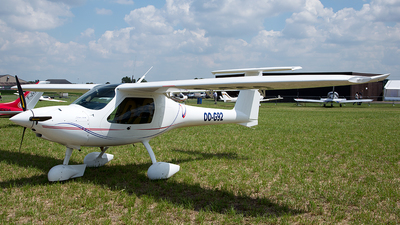 OO-G92 - Aero-Kros MP-02 Czajka - Private