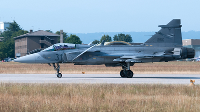 31 - Saab JAS-39C Gripen - Hungary - Air Force
