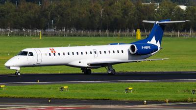 F-HBPE - Embraer ERJ-145LR - Pan Europeene Air Service