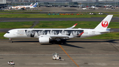 JA04XJ - Airbus A350-941 - Japan Airlines (JAL)