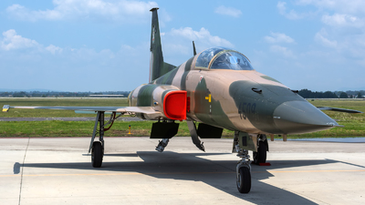 4509 - Northrop F-5E Tiger II - Mexico - Air Force