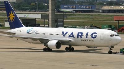 PP-VTC - Boeing 767-3Y0(ER) - Varig Charter (EuroAtlantic Airways)