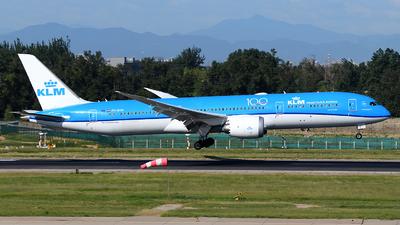 PH-BHN - Boeing 787-9 Dreamliner - KLM Royal Dutch Airlines