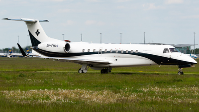 SP-FMG - Embraer ERJ-135BJ Legacy 600 - Jet Story