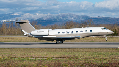 N892SS - Gulfstream G650ER - Private