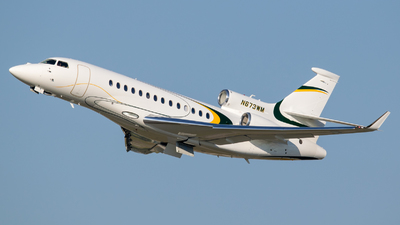 N673WM - Dassault Falcon 7X - Private