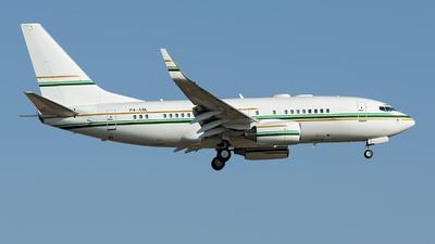 P4-ASL - Boeing 737-7HB - Private