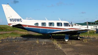 N50WC - Piper PA-31-310 Navajo - Private
