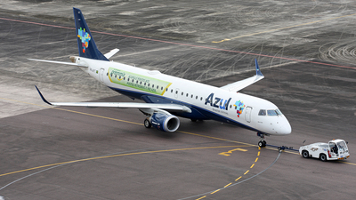 PR-AYT - Embraer 190-200IGW - Azul Linhas Aéreas Brasileiras