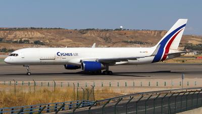 A picture of ECNHF - Boeing 757223(PCF) - Cygnus Air - © Marcel Schmidt