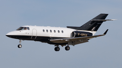 F-GPGA - Hawker Beechcraft 900XP - VallJet