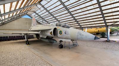 4 - Saab JA37 Viggen - Sweden - Air Force