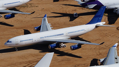 LV-ZPO - Airbus A340-211 - Untitled