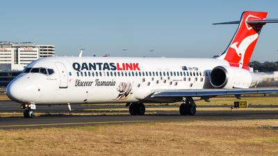 VH-YQW - Boeing 717-2BL - QantasLink