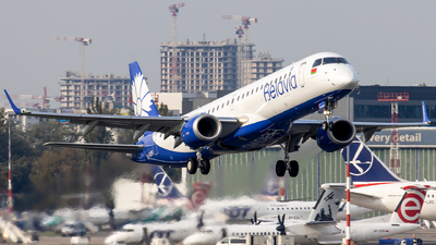 EW-545PO - Embraer 190-200LR - Belavia Belarusian Airlines