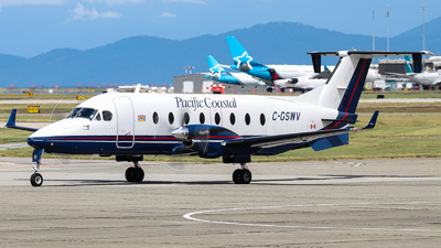 A picture of CGSWV - Beech 1900D - Sunwest Aviation - © Luft Spotter