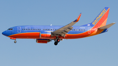 N373SW - Boeing 737-3H4 - Southwest Airlines